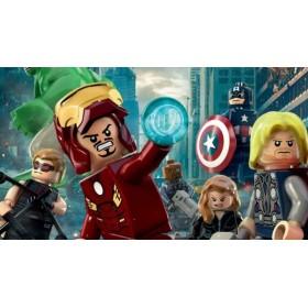 PSVT LEGO MARVEL SUPER HEROES : UNIVERSE IN PERIL (EU)
