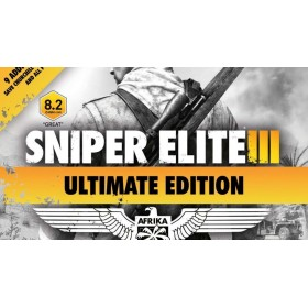 PS4 SNIPER ELITE III ULTIMATE EDITION  and  9 DLC PACKS (EU)