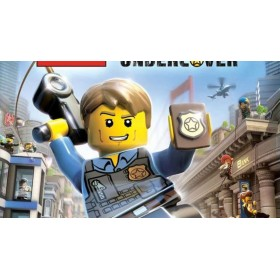 PS4 LEGO CITY UNDERCOVER (EU)