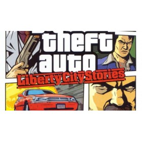 PSP GRAND THEFT AUTO : LIBERTY CITY STORIES (EU) (PLATINUM )