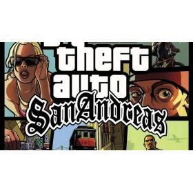 PS3 GRAND THEFT AUTO : SAN ANDREAS (EU)