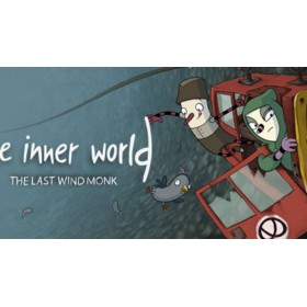 PS4 The Inner World the Last Wind Monk (EU)