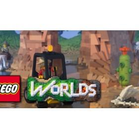 NSW LEGO WORLDS (EU)