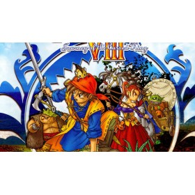 3DS DRAGON QUEST VIII: JOURNEY OF THE CURSED KING (EU)