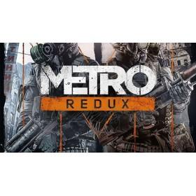 PC METRO REDUX DOUBLE PACK (2033 + LAST LIGHT) (EU)