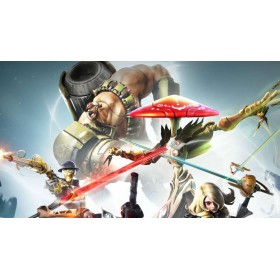XBOX1 BATTLEBORN (INCLUDES FIRSTBORN PACK  and  CHARACTERS CARDS) (EU)