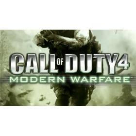 PC CALL OF DUTY 4 : MODERN WARFARE - GAME OF THE YEAR EDITION (EU)