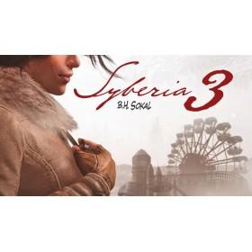 PS4 SYBERIA 3 (EU)