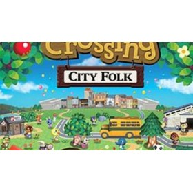 WII ANIMAL CROSSING : LETS GO TO THE CITY (EU) (SELECTS )