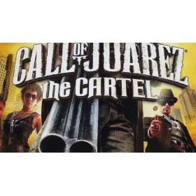 X360 CALL OF JUAREZ : THE CARTEL (EU)