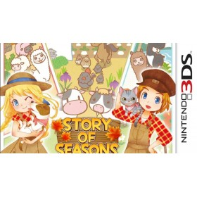 3DS Story of Seasons: Trio of Towns (EU)