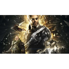 PS4 DEUS EX: MANKIND DIVIDED - DAY 1 EDITION (EU)