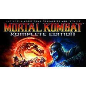 X360 MORTAL KOMBAT - KOMPLETE EDITION (EU)