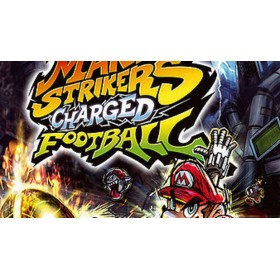 WII MARIO STRIKERS CHARGED FOOTBALL (EU)