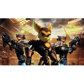 PS4 RATCHET  and  CLANK (EU)