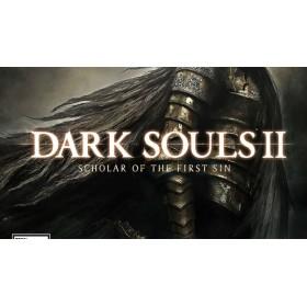 X360 DARK SOULS II : SCHOLAR OF THE FIRST SIN (EU)