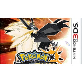 3DS Pokemon Ultra Sun (EU)