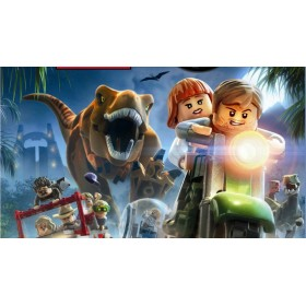 XBOX1 LEGO JURASSIC WORLD (EU)