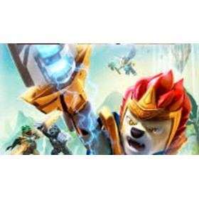 PSVT LEGO LEGENDS OF CHIMA: LAVALS JOURNEY (EU)
