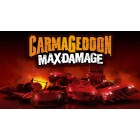 PS4 CARMAGEDDON: MAX DAMAGE (EU)