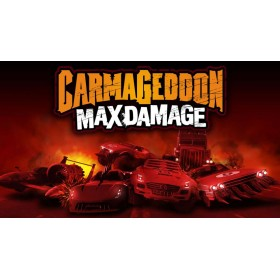 PS4 CARMAGEDDON: MAX DAMAGE (EU)
