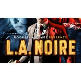 X360 L.A. NOIRE (EU)