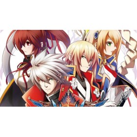 PS3 BLAZBLUE: CHRONO PHANTASMA EXTEND (EU)