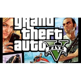 X360 GRAND THEFT AUTO FIVE-V (EU)