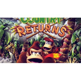WII DONKEY KONG COUNTRY RETURNS (EU) (SELECTS )