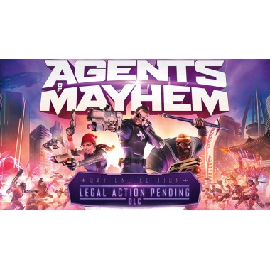 PC Agents Of Mayhem - Day One Edition (+L.A.P. DLC) (EU)