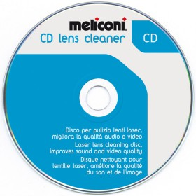 MELICONI CD LENS CLEANER - MELICONI