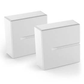 MELICONI 480525 GHOST CUBE COVER WHITE - MELICONI