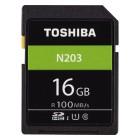 TOS SDHC N203 16GB CLASS 10 UHS-I - TOSHIBA