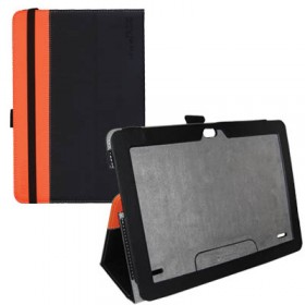 MLS LEATHER CASE FOR IQTAB GIANT - MLS
