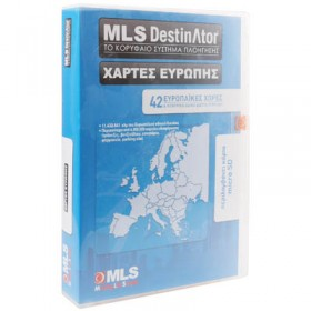 MLS EUROPE MAPS FOR DESTINATOR - MLS
