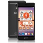 MLS MX 4G BLACK DUAL SIM - MLS