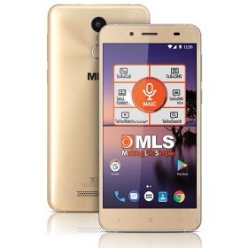MLS COLOR FINGERPRINT 4G CHAMPAGNE DUAL SIM - MLS