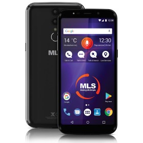MLS MX PLUS 4G BLACK DUAL SIM - MLS