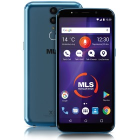 MLS MX PLUS 4G BLUE DUAL SIM - MLS