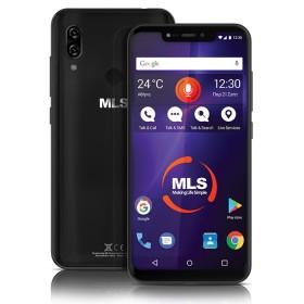 MLS MX NOTCH 4G BLACK DUAL SIM - MLS