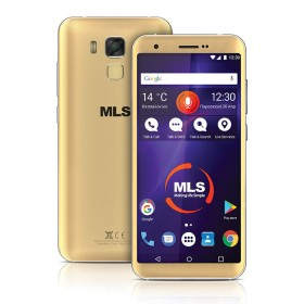 MLS RANGE 5.5 4G CHAMPAGNE DUAL SIM - MLS
