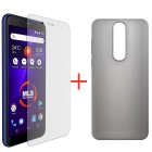 MLS TPU CASE+PROTECTIVE FILM FOR DX LITE - MLS