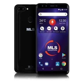 MLS LIBERAL 4G BLACK DUAL SIM - MLS