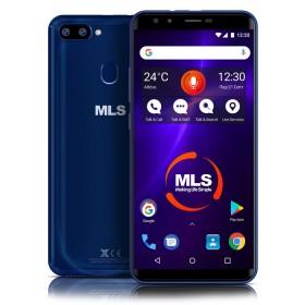 MLS LIBERAL 4G BLUE DUAL SIM - MLS