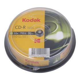 KODAK CD-R 52x 700MB 10-Pack - KODAK