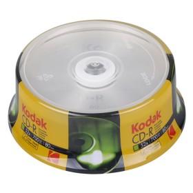 KODAK CD-R 52x 700MB 25-Pack - KODAK