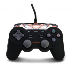 CANYON GAMEPAD GP3 PC PS2 PS3