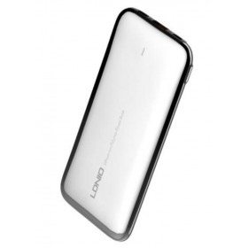 LDNIO PQ1017 ΜΕΤΑΛΛΙΝΚΟ POWERBANK Stainaless Steel 10000 mAh