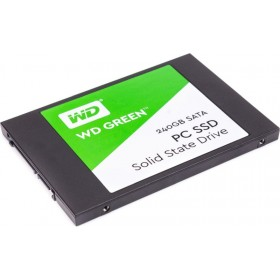 SSD WESTERN DIGITAL GREEN