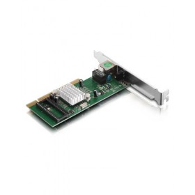 NETIS ETHERNET 10 100 1000MBps PCI ADAPTER LOW   DUAL PROFILE